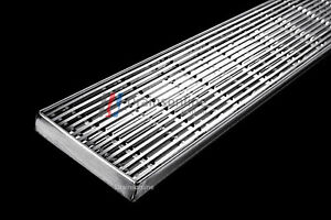 900mm-New-Stainless-Steel-Linear-Bathroom-Shower-Grate-Drain-Waste-various-sizes