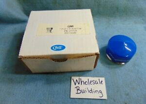 Details about QMI 2400 7-PORT TRI-CLAMP END CAP, 1-1/2