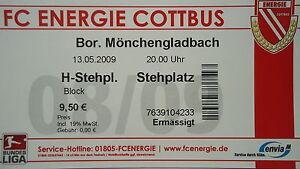 Energie Cottbus Tickets