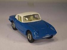 Corgi Toys 319 Lotus Elan S2 Coupe blau / weiß ohne Startnummer #031