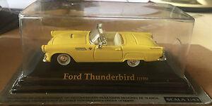 DIE-CAST-034-FORD-THUNDERBIRD-1955-034-SCALA-1-43-AUTO-AMERICANE