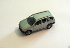 Maisto Mercedes-Benz ML320 Die Cast Metal SUV 1/64, Silver Special Edition Truck