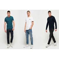 Click here for more details on Superdry Mens Daman Straight...