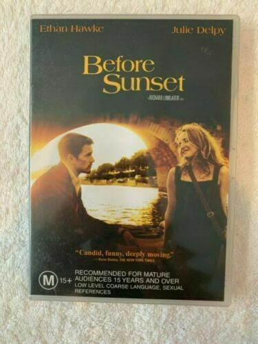DVD - Before Sunset (2005) PAL R4