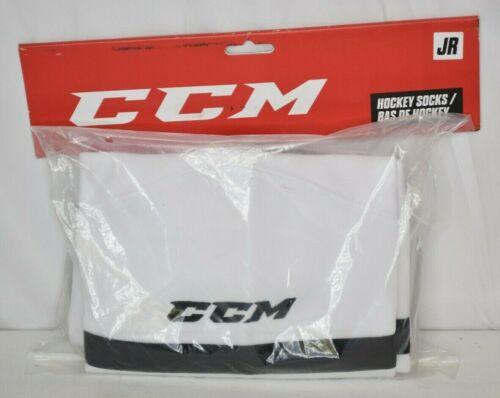 Chicago Blackhawks CCM Ice Hockey Socks JR Brand New Sealed SX8000