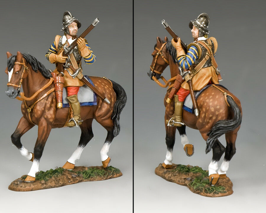 KING AND COUNTRY English Civil War - Cavalier Ready PnM055
