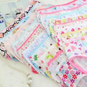 0bc0a8d23959 6pcs New Cute Baby Kids Girls Underwear Cotton Panties Short Briefs ...