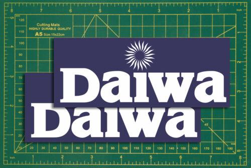 Fishing Stickers Fox Abu Daiwa Nash Tackle Box Decals Ideal Top Box Lap Top  Etc