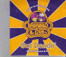 Wipneus&Pim-Get Dancin cd single
