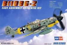 HobbyBoss Messerschmitt Me Bf109 G-2 JG.52/53 Russia Tunesia 1:72 Modell kit