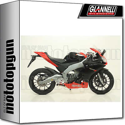 GIANNELLI KIT EXHAUST IPERSPORT GILERA GP 800 2008 08 2009 09 2010 10 2011 11