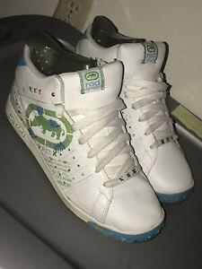 Ecko Red Sneakers Womens Size 10 | eBay
