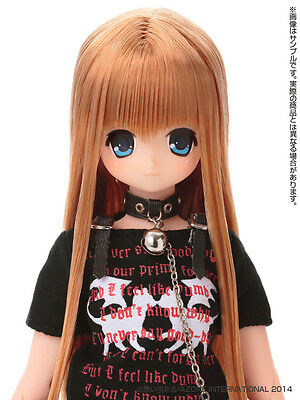 AZONE EX CUTE 10th Best Selection SWEET PUNK GIRLS! KORON 'munyu' mouth 1/6 Doll
