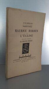 Dom Hannah Maurice Barras Y IGLESIA París Pin 1914 Guante ABE
