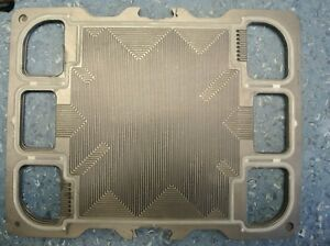 Details about Used Plug Power Hydrogen Fuel Cell Graphite Bipolar Plate  Build Electrolyzer