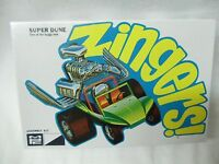 Super Dune Zingers Dune Buggy Mpc 1/32 Sealed