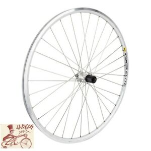 WHEEL-MASTER-MAVIC-RS300-8-9-10-SPEED-CASSETTE-700c-SILVER-REAR-WHEEL