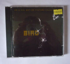 CHARLIE PARKER - 'BIRD' ORIGINAL MOTION PICTURE SOUNDTRACK 1988 CD ALBUM - G.C.