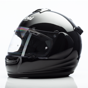 NEW-ARAI-DEBUT-GLOSS-BLACK-MOTORBIKE-MOTORCYCLE-HELMET