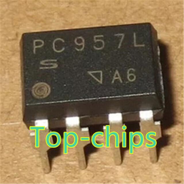 10 PCS PC923L PC923 High Power OPIC Photocoupler DIP