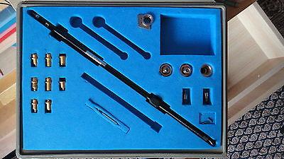 Schnelle Lieferung M/a Com Omni Spectra Inc, Osp Calibration Kit 18 Ghz 4598-6002-00 Like New, Rare