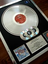 THE STONE ROSES DEBUT LP MULTI PLATINUM DISC RECORD AWARD ALBUM