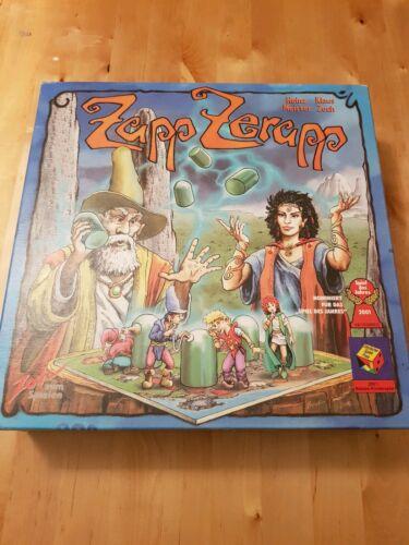 Spiele Zapp Zerapp Hör-Spiel für die ganze Familie ab 7 Jahren Spiel des Jahres 2001