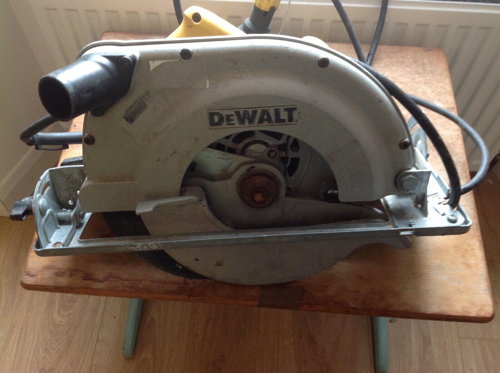 Dewalt D23700 Circular Saw 235mm 110V