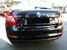 SKODA Octavia III 5E Limousine Chrom Zierleiste 3M Heckleiste Typ 3