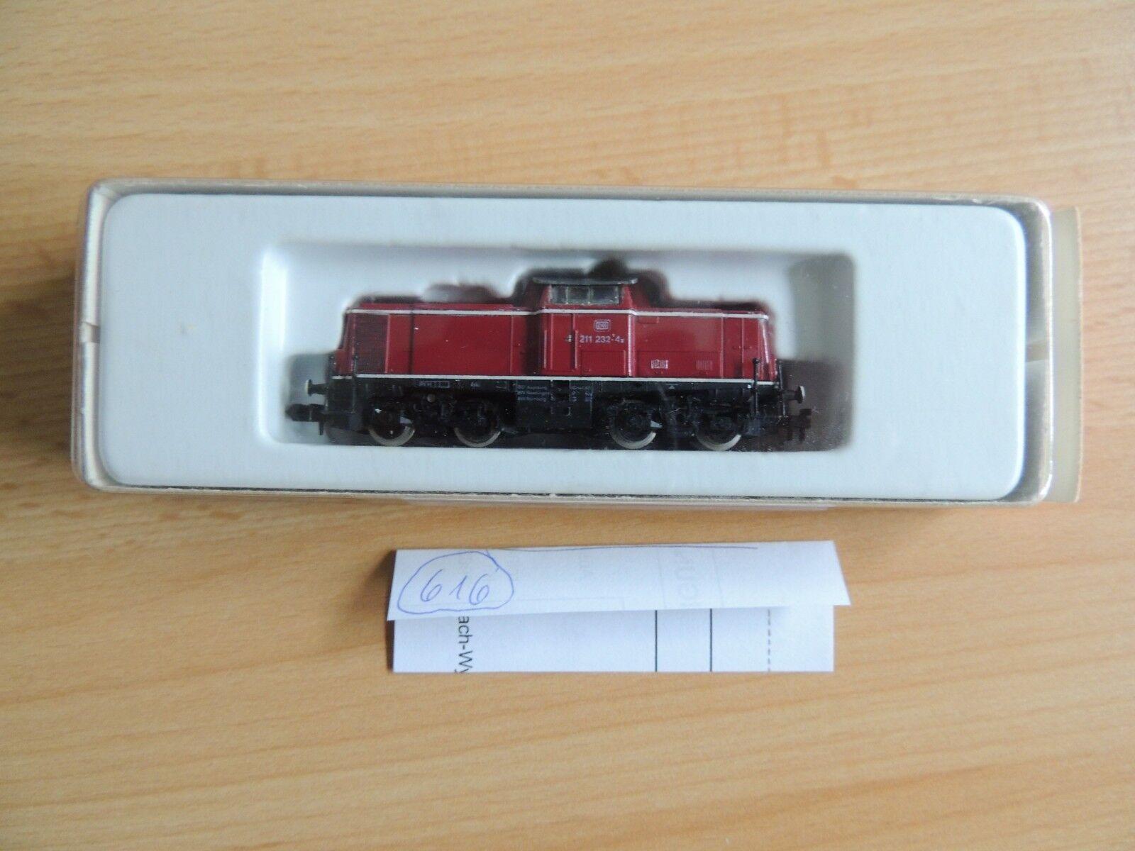 1,616   Arnold   2010   Diesellok BR 211 (ex. V 100)    OVP  | Düsseldorf Online Shop