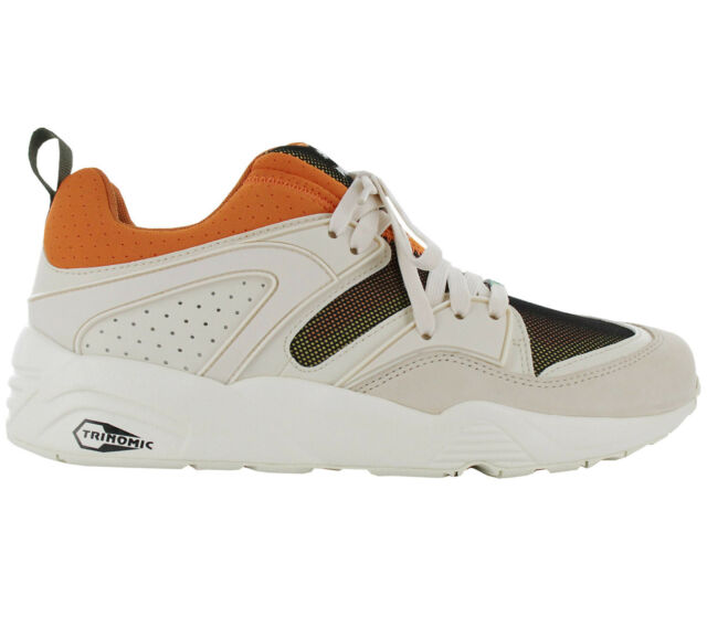 Puma Trinomic Blaze of Glory Camping Bog Men's Sneaker Shoes Sneakers New