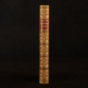 1859 Idylls of the King Alfred Tennyson First Edition Second Impression