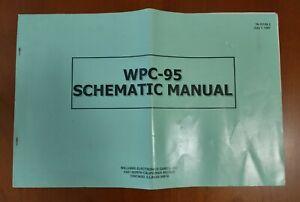 Williams - Pinball - WPC-95 - Schematics - Manual
