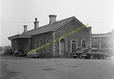 13 Launceston North Railway Station Photo Lifton Coryton and Lydford Line.