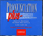 Pronunciation Plus Audio CDs: Practice Through Interaction by Sharon Goldstein, Martin Hewings (CD-Audio, 2001)