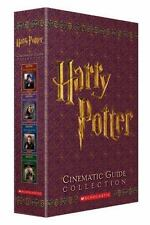 Harry Potter: Boxed Set: Cinematic Guide by Scholastic (2016, Hardcover / Quantity Pack)