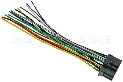 wire harness for pioneer avh p4300dvd avhp4300dvd *pay today ships today* ebay pioneer avh p3300bt wiring diagram