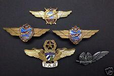 CUBA_KAZAKHSTAN_PNG_AIR_FORCE_MILITARY_SNIPER_MASTER_PILOT_WINGS_BREVET_BADGE