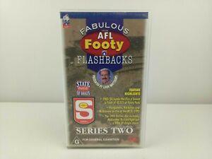 AFL-FOOTY-FLASHBACKS-STATE-OF-ORIGIN-SANFL-SERIES-2-VHS-VIDEO-SOUTH-AUSTRALIA