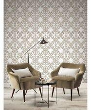 Wallpaper Rasch Moroccan Geometric- 3D Effect - Neutral- Luxury Portfolio 282603