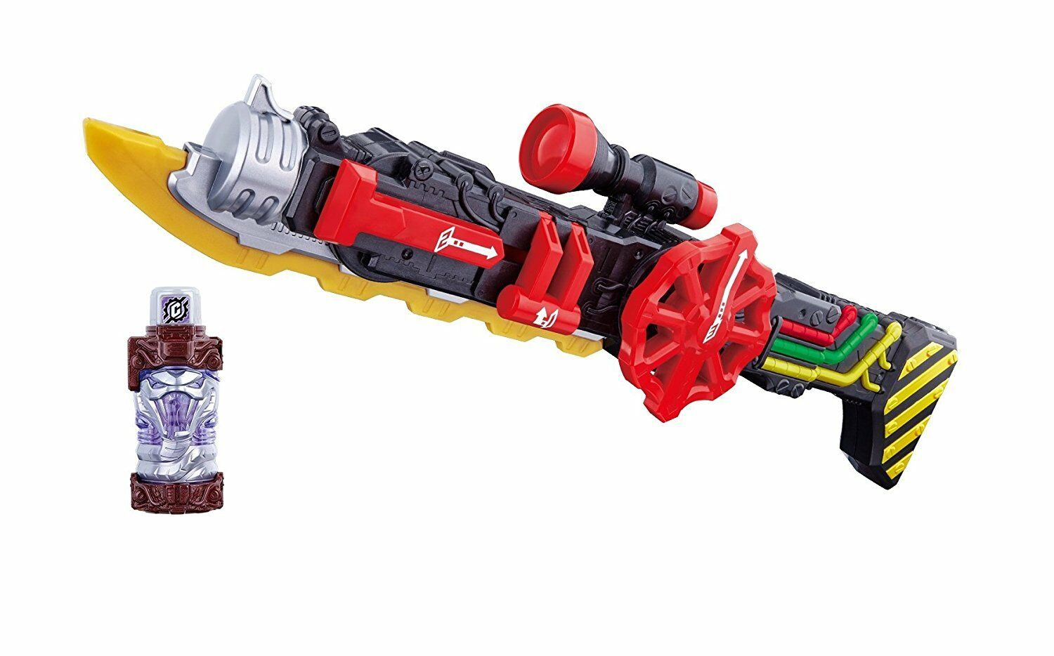 Kamen Rider Build DX Steam Blade Con Cobra completo botella Japón Nuevo F S