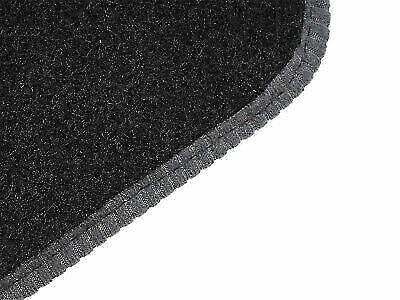2008 on 5 Seats Black 4pc Carpet Floor Mats Colour Trim for Renault Kangoo