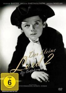 PICCOLO-LORD-1938-OTTO-PREMINGER-Freddie-Bartolomeo-CHARLES-DICKENS-DVD-nuovo