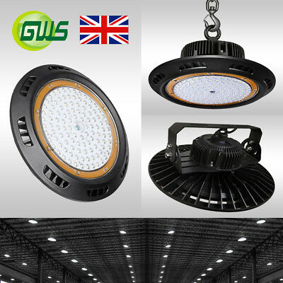 2019 Nieuwste Ontwerp Led Ufo High Bay Light 50w/100w/150w/200w Commercial Warehouse Industrial Lamp