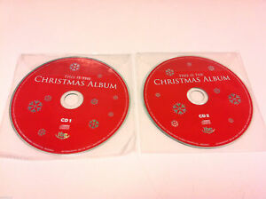 This-Is-The-Christmas-Album-2008-Various-Artists-Xmas-2-Disc-Music-CD-DISCS-ONLY