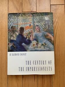 Vintage-Art-Book-The-Century-of-the-Impressionists-Raymond-Cogniat-1967-Italy