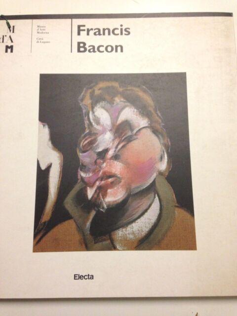 1993 FRANCIS BACON - MOSTRA MUSEO ARTE MODERNA LUGANO - IN ITALIANO - ELECTA