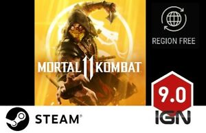 Details about Mortal Kombat 11 [PC] Steam Download Key - FAST DELIVERY