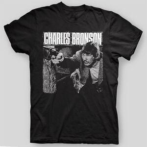 CHARLES-BRONSON-Death-Wish-Clint-Eastwood-NRA-2nd-Amendment-T-Shirt-SIZES-S-5X