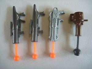 Super Mario Bros Movie Toy Figure Parts Lot Weapon 1993 Koopa